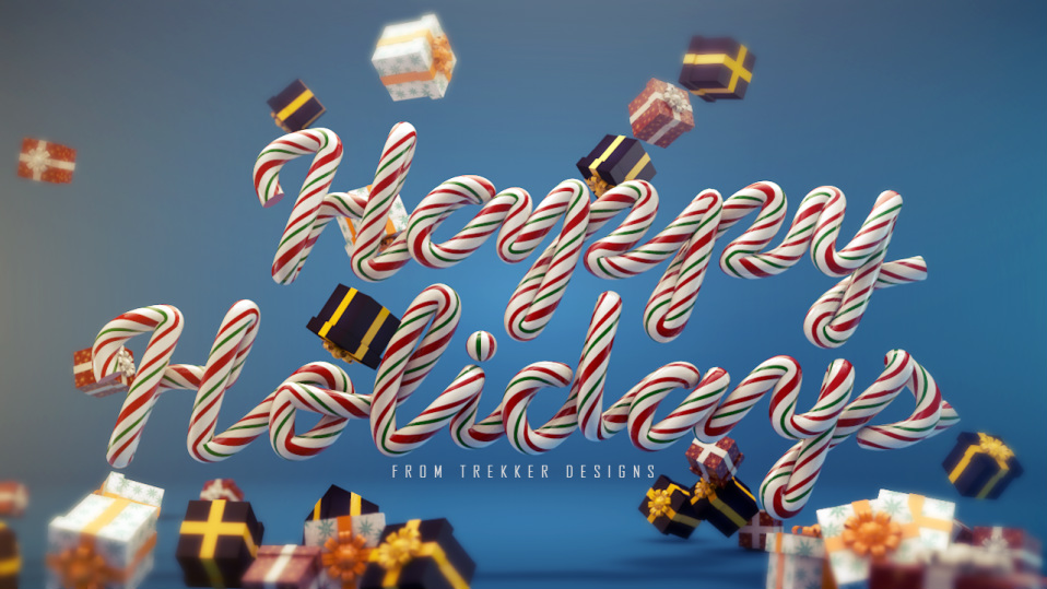 Happy Holidays from Trekker Designs